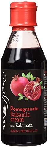 Papadeas - Messino Vinegars Granatapfel Balsamico Creme Glaze 250ml, 3er Pack (3 x 250 ml)