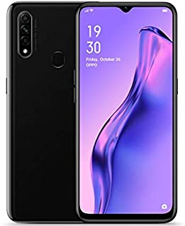 Oppo CPH 2015 A31 6.5 inch Smartphone - Android 9, 128GB, 4GB -BLACK (Pack of 1)