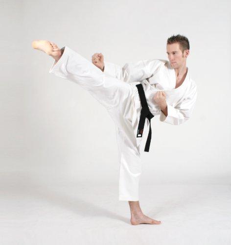 DEPICE Karate-Anzug Ippon 12 oz weiß 180 cm