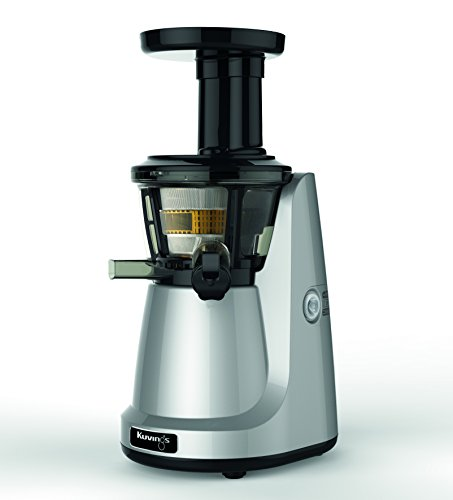 Kuvings NS-321 Succo Silent Juicer, zilver