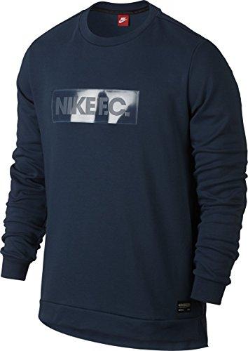 Nike Herren F.C Sweatshirt, dunkelblau, XXL-56/58