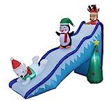 BZB Goods 9 Foot Long Christmas Inflatable...