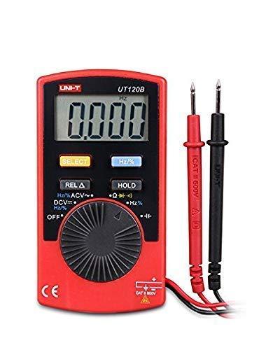 Electrotécnico Digital Multímetro Genérico Multímetro Digital de Rango automático UT120B