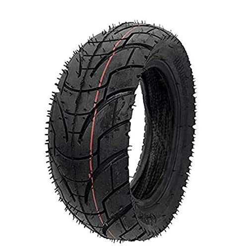 Reemplazo de neumáticos de Ruedas eléctricas de 10 Pulgadas 80/65-6 para Scooter eléctrico E-Bike 10x3.0-6 neumáticos de Carretera Tubos internos, Piezas de Scooter eléctrico duraderas