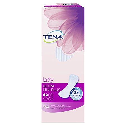 Tena Lady Ultra Mini Plus Liners 24 per pack by Tena