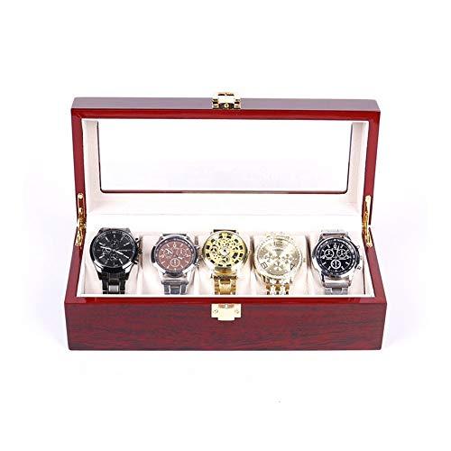 Co ko Mode Paint 5 Watch Box Verpackung Box High-End-Geschenk Schmuck Aufbewahrungsbox Display