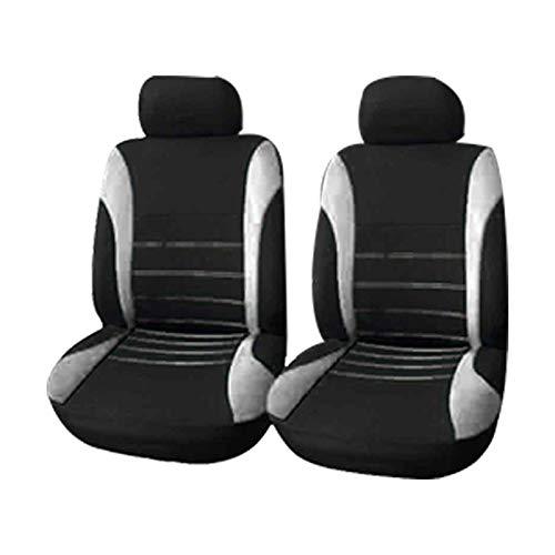 LZRDZSW Car Seat Covers Polvo Anti Amortiguador de Asiento for Alfa Romeo Giulietta 159 147 Asiento Delantero Posterior del Coche for el Coche Protecor Envejecido Renovar (Color Name : Gray)
