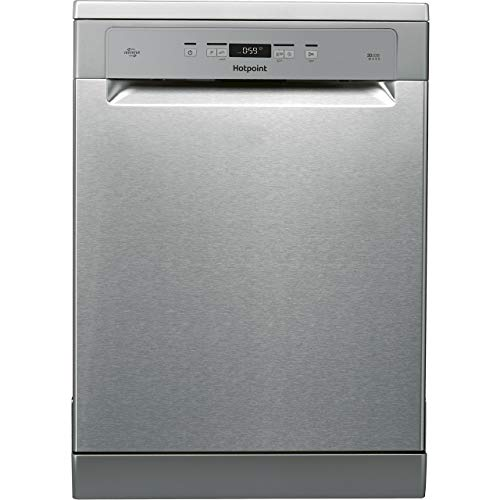 Hotpoint HFO3T222WGX Freestanding A++ Rated Dishwasher -...