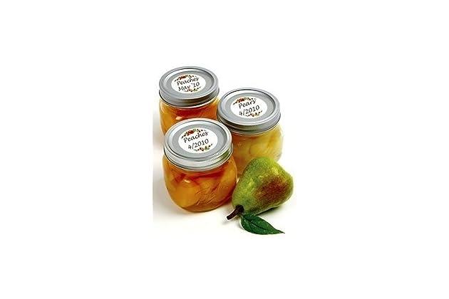 c55392d4a9fe Best canning labels for jars   Amazon.com