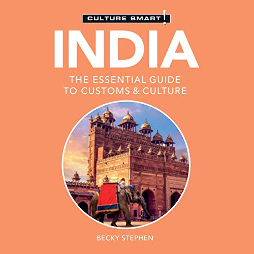 India - Culture Smart! Audiobook By Becky Stephen cover art