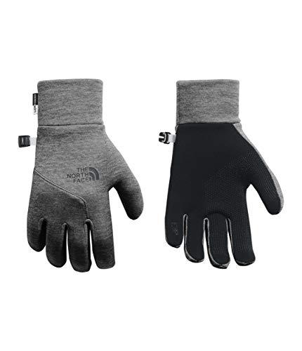 The North Face Women's Etip Glove, TNF Medium Grey Heather, M