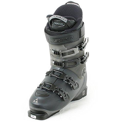 Fischer Alpin Chaussures de ski RC Pro 100 Vacuum CF Comfort Fit Noir 2016/17, Homme, -