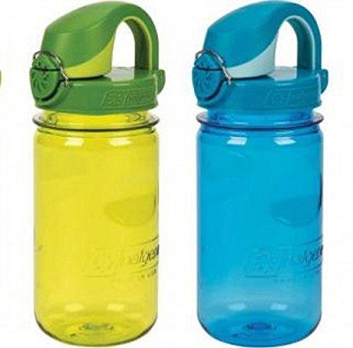 Nalgene On The Fly Kids Bottle Set of 2 Blue / Green