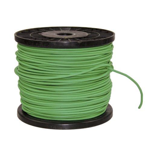 LUSTER LEAF INC Lustre Feuille 856/Rapiclip Vinyle Extensible Tie Marron Light Duty Bulk Light Duty Green