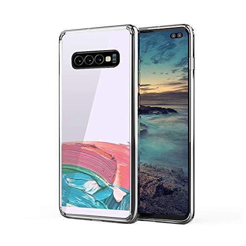 MESHENG Samsung Galaxy S7 Funda TPU Suave Protector Anti-Rasguños Cajas del Teléfono para Samsung IU Palette