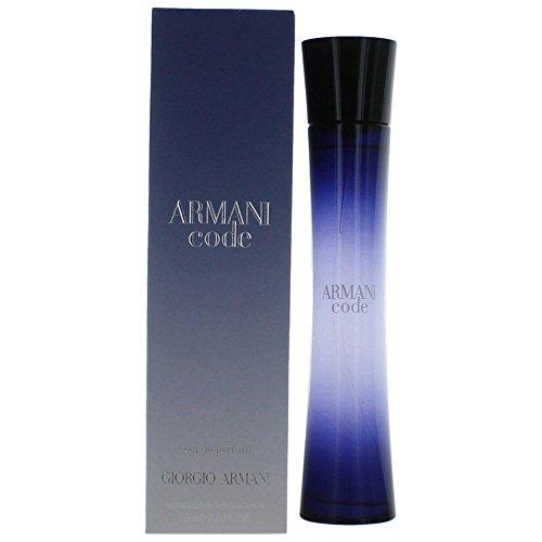 Giorgio Armani Armani armani code woman eau de parfum 75 ml