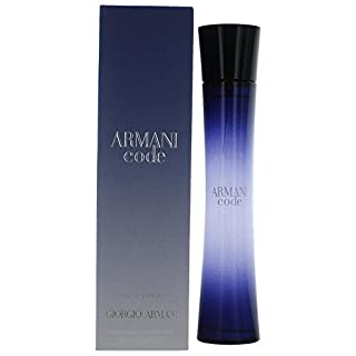 Giorgio Armani Code Femme Eau de Parfum, Donna, 75 ml (B000PY7FRM) | Amazon price tracker / tracking, Amazon price history charts, Amazon price watches, Amazon price drop alerts