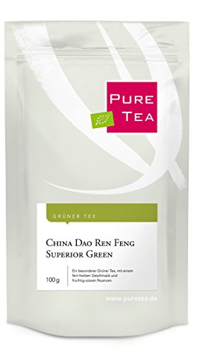 China Dao Ren Feng Superior Green - 100g Bio Tee