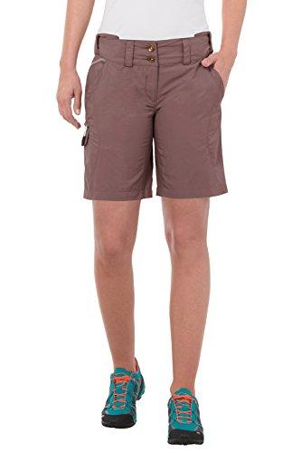 VAUDE Pantalones cortos para mujer,...