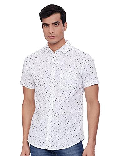 Amazon Brand – Symbol Men's Regular Shirt