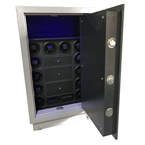 Safewinder Type 12 B Uhrenbeweger & Safe