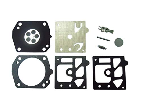 C·T·S Kit de reparación y reconstrucción de carburador sustituye a Walbro K10-HD para Husqvarna 371 XP motosierra Stihl 029 039 044 046 FS360 FS500 FS550 MS390 MS270 BR320 400 420