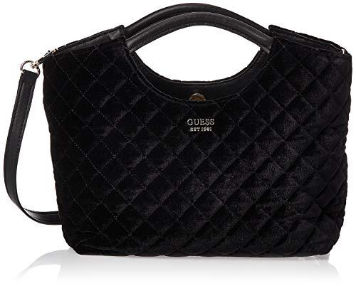Guess - Miriam, Shoppers y bolsos de hombro Mujer, Negro...