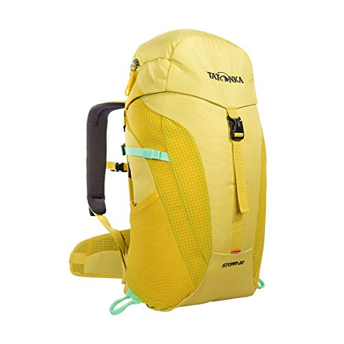 Tatonka Unisex– Erwachsene Storm 20 Wanderrucksack, Yellow, 20 Liter