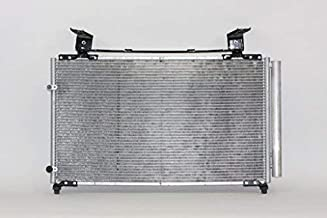A-C Condenser - Pacific Best Inc For/Fit 4985 99-04 Honda Odyssey Van w/Receiver & Drier