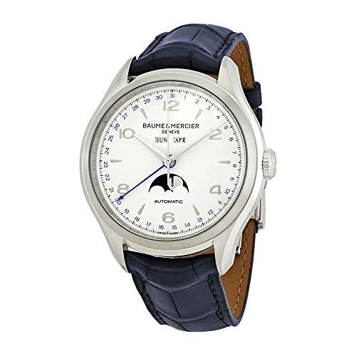 Baume Et Mercier Clifton Moonphase Reloj Automático 43mm Hombres 10450