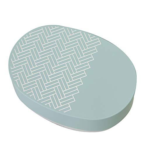 弁当箱 日本製 国産 食洗器対応 電子レンジ対応 にっぽん伝統色 小判弁当 和文様 藍白 180cc230cc 二段 ランチバンド付き