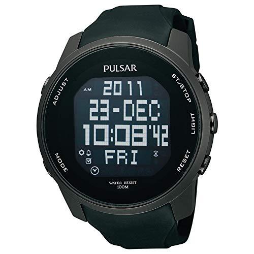 Pulsar - Herrenchronograph - schwarz PQ2011X1