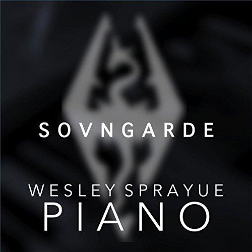 """Sovngarde (From """"The Elder Scrolls V: Skyrim"""") [Piano Arrangement]"""