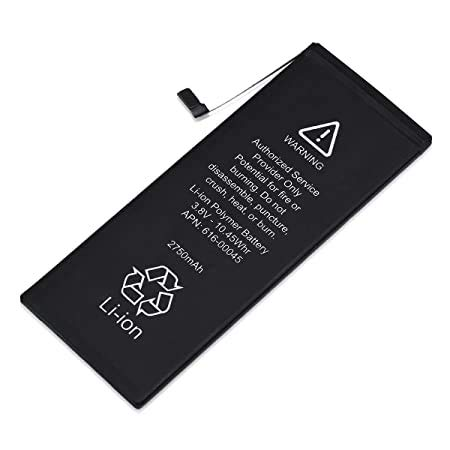 Generic High Backup Mobile Battery for iPhone 6S with 6 Months Warranty