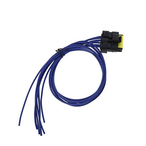 Fensterheber Reparatur Steckverbinder Stecker Set 6-Polig Kabel für Kabelbaum KFZ LKW