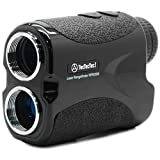 TecTecTec VPRO500 Golf Rangefinder - Laser Range Finder with Pinsensor - Laser Binoculars - with...