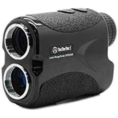 PREMIUM LASER RANGEFINDER; The VPRO500 Golf Laser Rangefinder is a premium product, measuring up to 540 yards with continuous scan mode, advanced Pin-Seeker technology, and a durable rainproof body. ADVANCED PIN-SEEKER TECHNOLOGY; Provides fast measu...