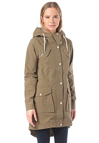 Ragwear Clancy Dots Jacket Olive L