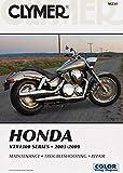Clymer Repair Manual for Honda VTX1300 C/R/S/T 03-09
