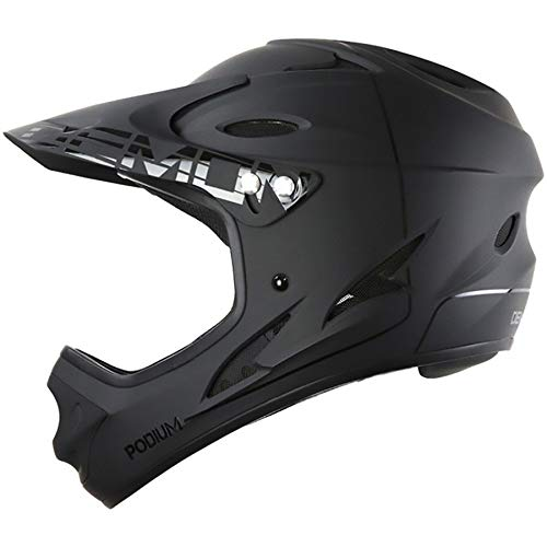 Demon United Podium Full Face Helmet Black/Md