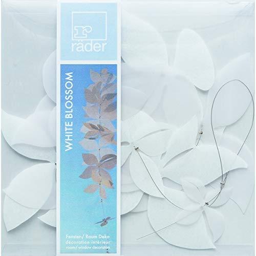 White Blossom Fenster- und Raumdeko