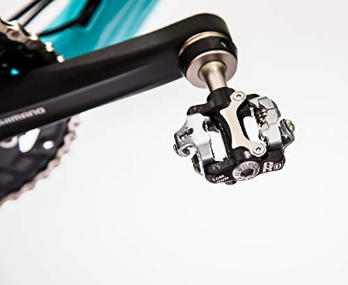 Wellgo Removable SPD Pedals