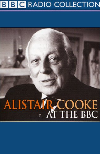 Alistair Cooke at the BBC cover art