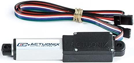 L12 Actuator 30mm 210:1 12V PLC/RC Control