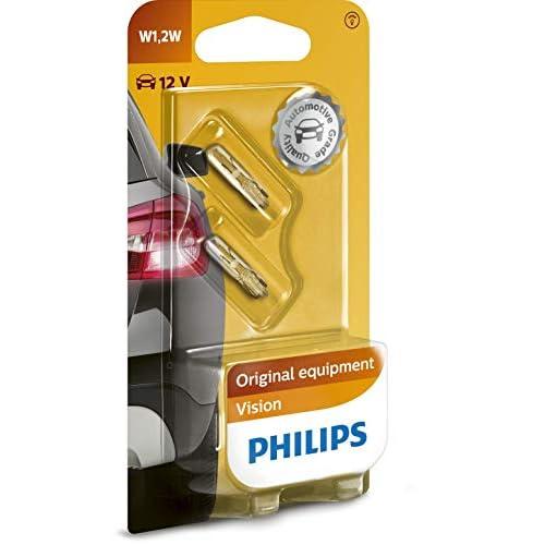 Philips automotive lighting 871150005554 Philips 12516B2-W1,2W