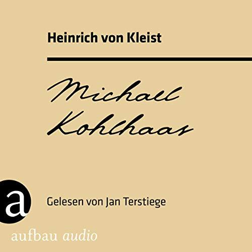 Michael Kohlhaas audiobook cover art