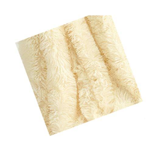 Wangxin Heimdecken, Pv-Fleecedecken, PlüSchkristallvliesdecken, Schaldecken Yellow- 80×120cm