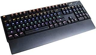 KTH F17 Computer Mechanical Keyboard Professional Game Light Keyboard Key Green Axis LOL104 Key Durable