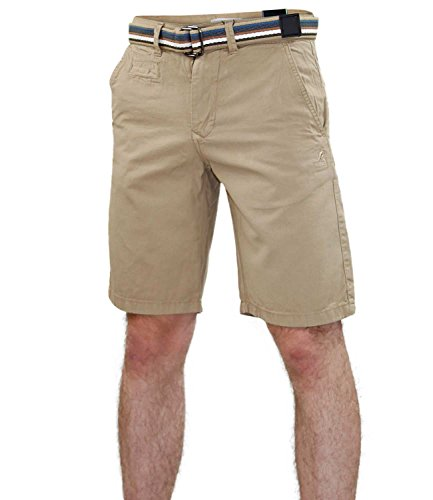Kangol Mens Bothany Shorts Stone 30