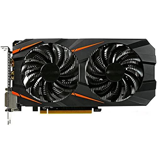 MPGIO Fit for GIGABYTE GTX 1060 3GB 192Bit GDDR5 Scheda Grafica Schede Video usate per schede Nvidia VGA Geforce GTX 1050 Ti HDMI 750 960
